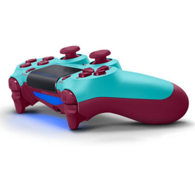 DUALSHOCK®4 Wireless Controller for PS4™ - Berry Blue Thumbnail 3
