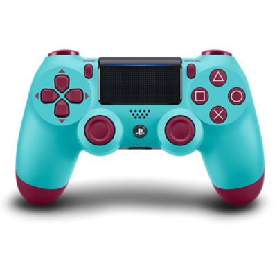 DUALSHOCK®4 Wireless Controller for PS4™ - Berry Blue Thumbnail 1