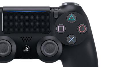 DualShock 4 Wireless Controller for PlayStation 4 - Jet Black