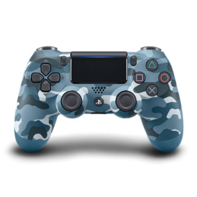 DUALSHOCK®4 Wireless Controller for PS4™ - Blue Camouflage