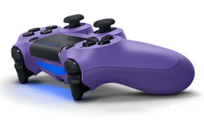 PlayStation 4 DUALSHOCK®4 Electric Purple Wireless Controller