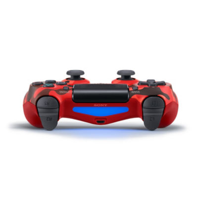 DUALSHOCK®4 Wireless Controller for PS4™ - Red Camouflage Thumbnail 4