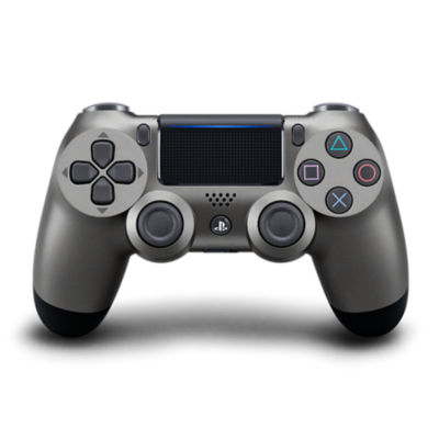 DUALSHOCK®4 Wireless Controller for PS4™ - Steel Black