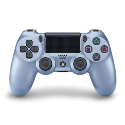 DUALSHOCK®4 Wireless Controller for PS4™ - Titanium Blue