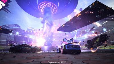 Destruction AllStars in Action