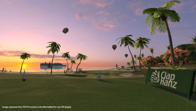 See More Everybody's Golf VR