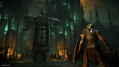 See Demon's Souls in Action