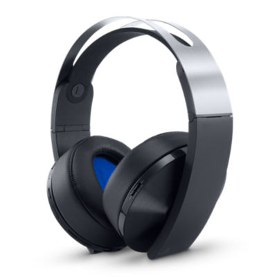 Image of Platinum Wireless Headset.