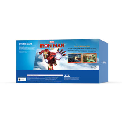 PlayStation®VR Marvel's Iron Man VR Bundle Thumbnail 3