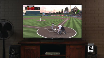 15 second video trailer highlighting MLB The Show 19 create player mode on PS4
