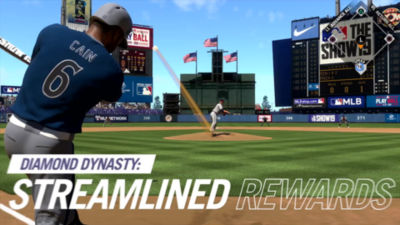 45 second video trailer highlighting MLB The Show 19 with new all new modes on PS4