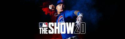 MLB The Show 20 player throwing baseball