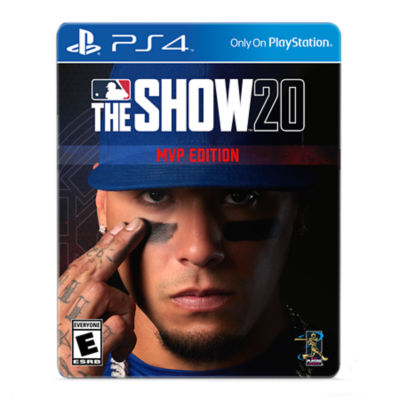 MLB The Show 20 MVP Edition - PS4