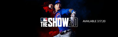 Banner featuring Javier Baez the shortstop for the Chicago Cubs getting ready to throw the ball