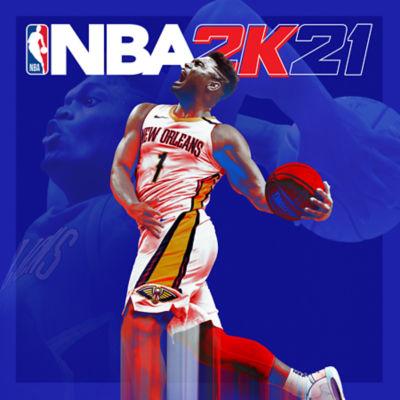NBA 2K21 Next Generation cover art