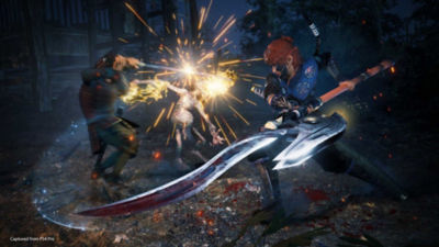 See Nioh 2 in Action