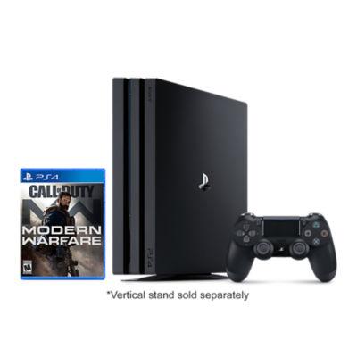 PlayStation 4 Pro 1TB Call of Duty®: Modern Warfare® Console Bundle