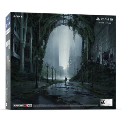 Limited Edition The Last of Us Part II PlayStation®4 Pro 1TB Bundle Thumbnail 6