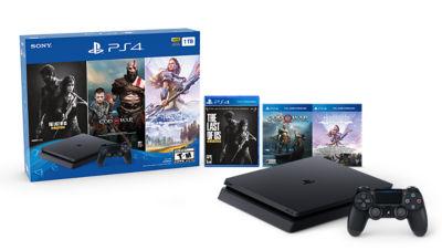 Solo en el paquete de consola PlayStation PS4 1TB