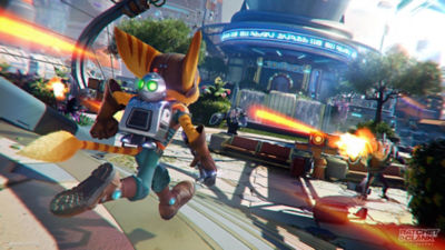 Ratchet & Clank: Rift Apart Launch Edition - PS5 Thumbnail 2