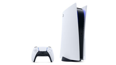 PlayStation 5 Console with DualSense controller