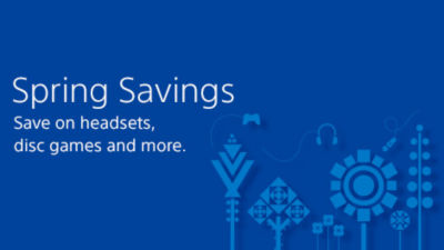 Spring Savings. Save on headsets, disc games and more.