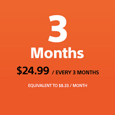 PlayStation™Now Subscription – 3 Months