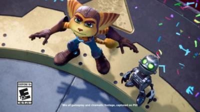 PS5 Ratchet & Clank: Rift Apart 30 sec. gameplay trailer