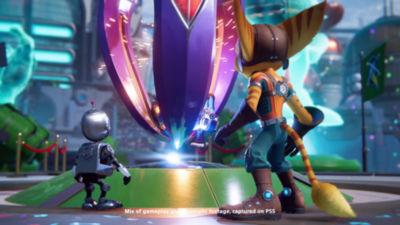 PS5 Ratchet & Clank: Rift Apart full Rivet reveal and gameplay trailer