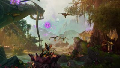 PS5 Ratchet & Clank: Rift Apart announcement trailer