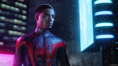 Marvel's Spider-Man: Miles Morales Launch Edition - PS5