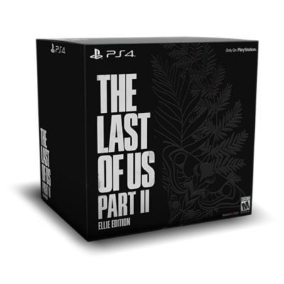 The Last of Us Part II Ellie Edition - PS4