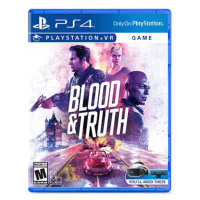 Blood & Truth - PS4