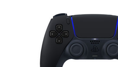 Close up image of the DualSense wireless PS5 controller
