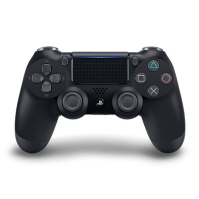 DUALSHOCK®4 Wireless Controller for PS4™ - Jet Black Thumbnail 1