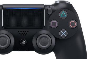 DUALSHOCK®4 Wireless Controller for PS4™ - Jet Black