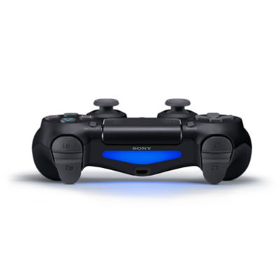 DUALSHOCK®4 Wireless Controller for PS4™ - Jet Black Thumbnail 4
