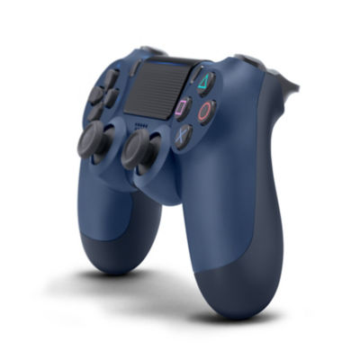 DUALSHOCK®4 Wireless Controller for PS4™ - Midnight Blue Thumbnail 2