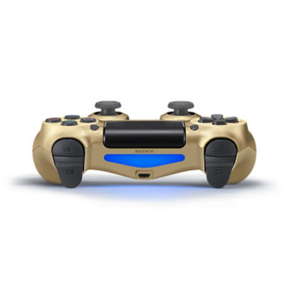DUALSHOCK®4 Wireless Controller for PS4™ - Gold Thumbnail 4
