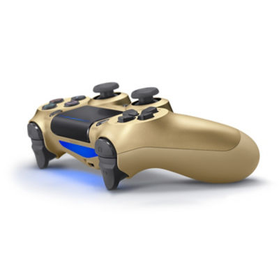 DUALSHOCK®4 Wireless Controller for PS4™ - Gold Thumbnail 3