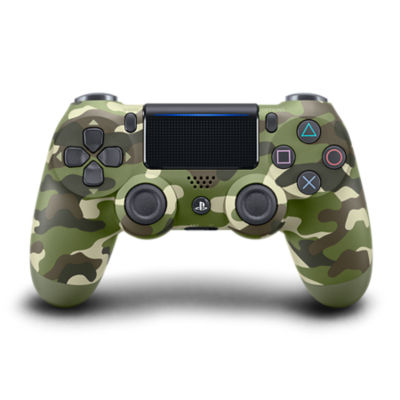 DUALSHOCK®4 Wireless Controller for PS4™ - Green Camouflage