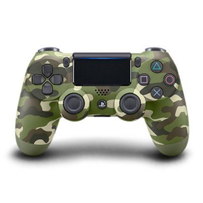 DUALSHOCK 4 Wireless Controller - Green Camo