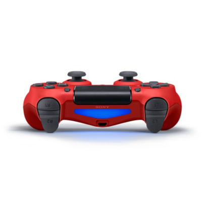 DUALSHOCK®4 Wireless Controller for PS4™ - Magma Red Thumbnail 4