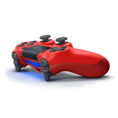DUALSHOCK®4 Wireless Controller for PS4™ - Magma Red Thumbnail 3