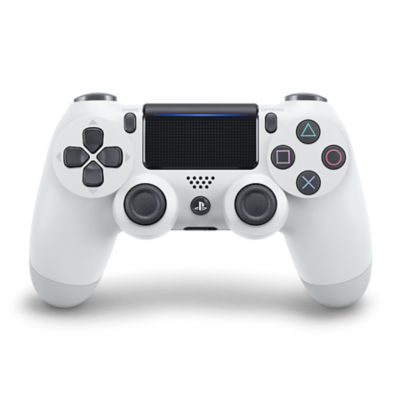 DUALSHOCK®4 Wireless Controller for PS4™ - Glacier White