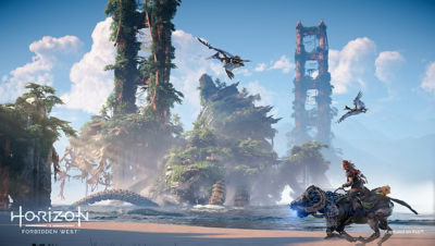 Horizon Forbidden West™ Special Edition - PS4 Thumbnail 5