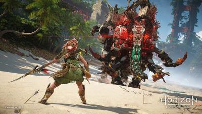 Horizon Forbidden West™ Special Edition - PS4 Thumbnail 3