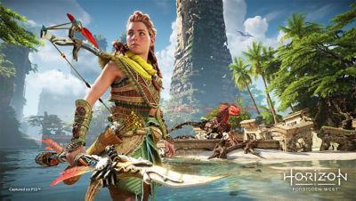 Horizon Forbidden West™ Special Edition - PS5 Thumbnail 6