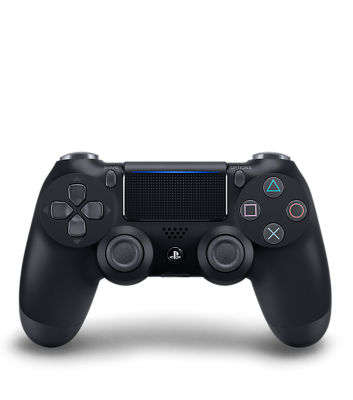 DS4 Wireless Controller - Jet Black