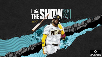 Image of Fernando Tatis Jr., the San Diego Padres shortstop featured for the PS5 MLB The Show 21 game